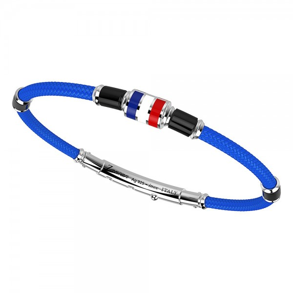 bracelet with kevlar with...