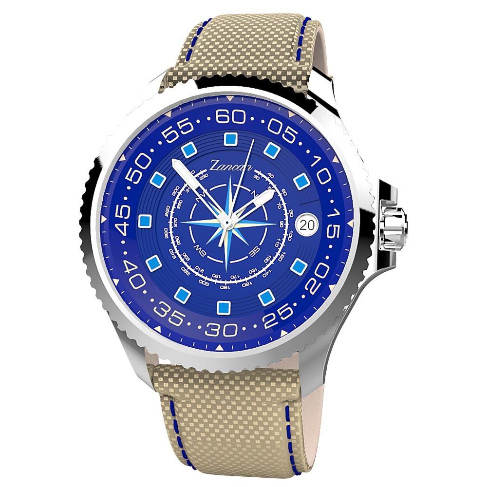 Kompassport - Watch with calendar