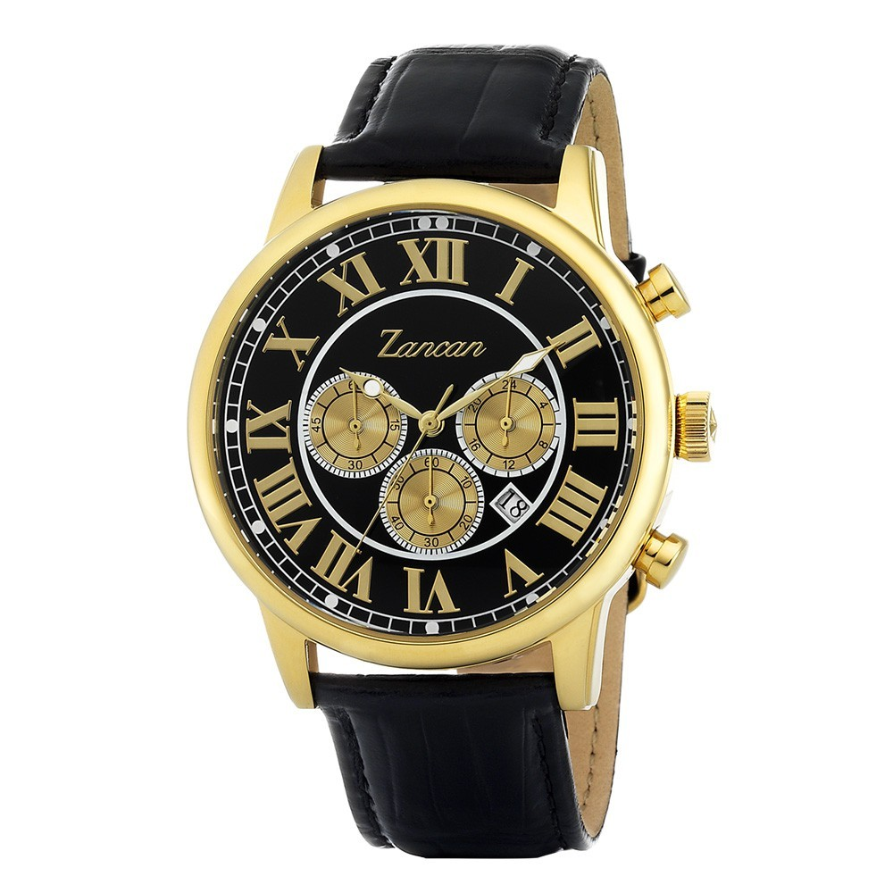Classico - Watch with calendar