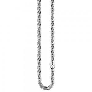 Collana gotica in argento.