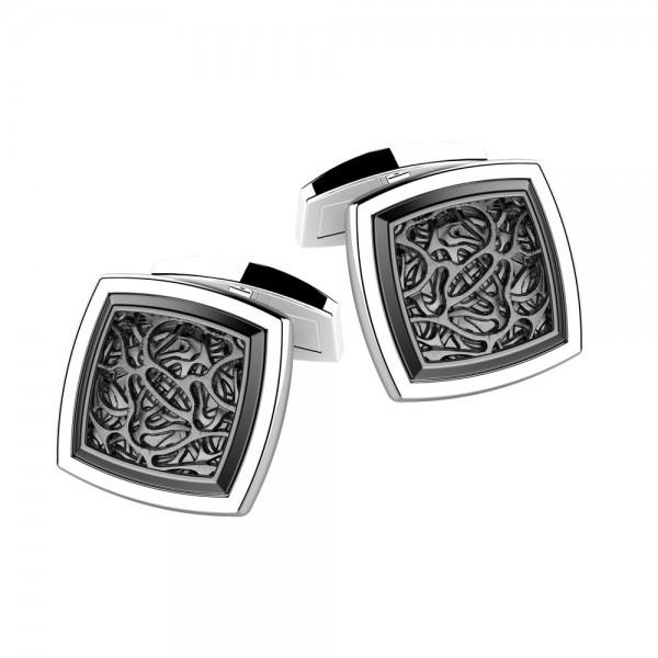 Gemelli in argento.