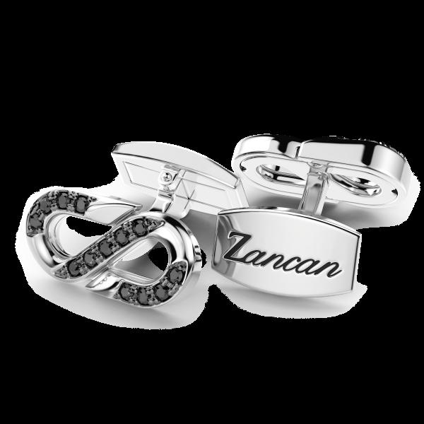 Gemelli Zancan in argento...