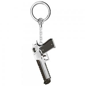 Silver keyholder